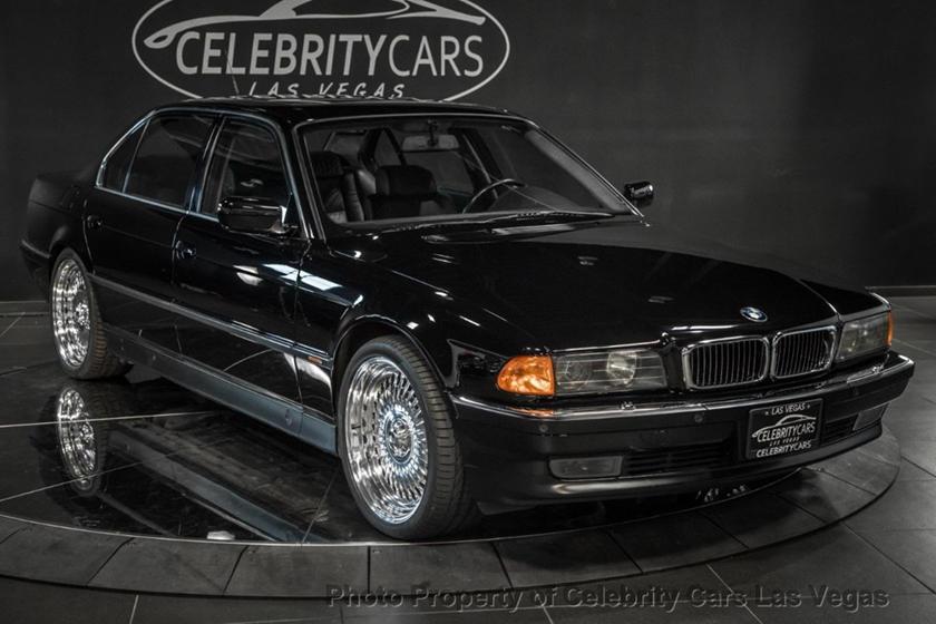 BMW 7-Series của huyền thoại nhạc Rap rao giá hơn 40 tỷ Ảnh 6