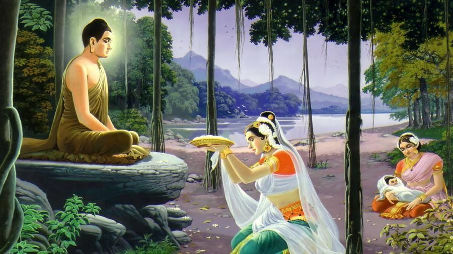 Phật dạy: Nếu thường xuyên gặp xui rủi, làm mãi mà vẫn nghèo, gia đình lục đục thì hãy làm ngay điều này Ảnh 1