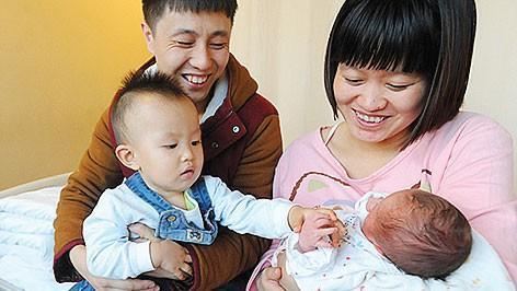 Dân số Trung Quốc vượt 1,4 tỷ người Ảnh 1