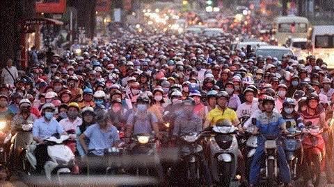 Mỗi năm, người Việt đi xe máy trung bình 7.800 km Ảnh 1