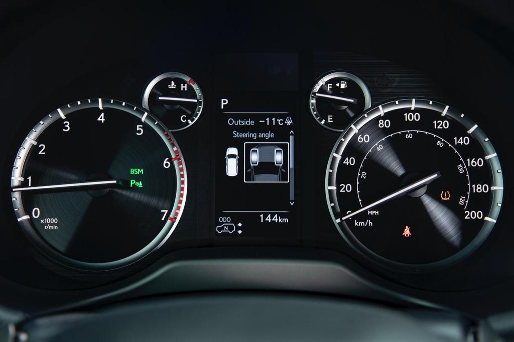 Concept SUV off-road của Lexus - xe hạng sang hầm hố Ảnh 13