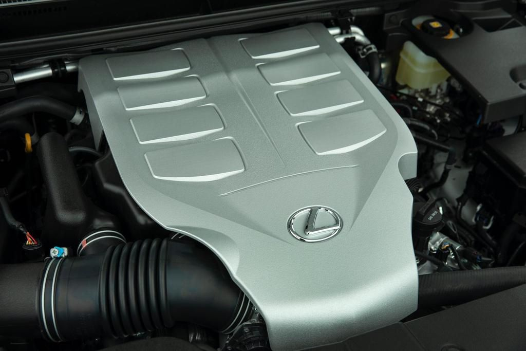Concept SUV off-road của Lexus - xe hạng sang hầm hố Ảnh 17