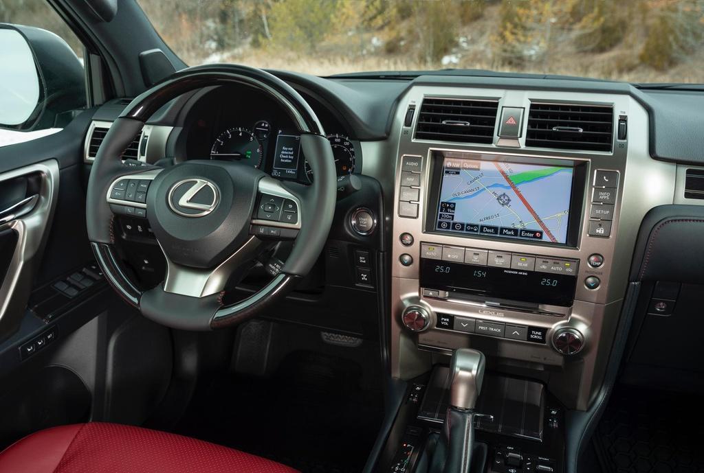 Concept SUV off-road của Lexus - xe hạng sang hầm hố Ảnh 8