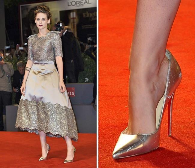 Lý do thật sự loạt mỹ nhân Hollywood thường mang giày cao gót rộng ngoác Ảnh 1