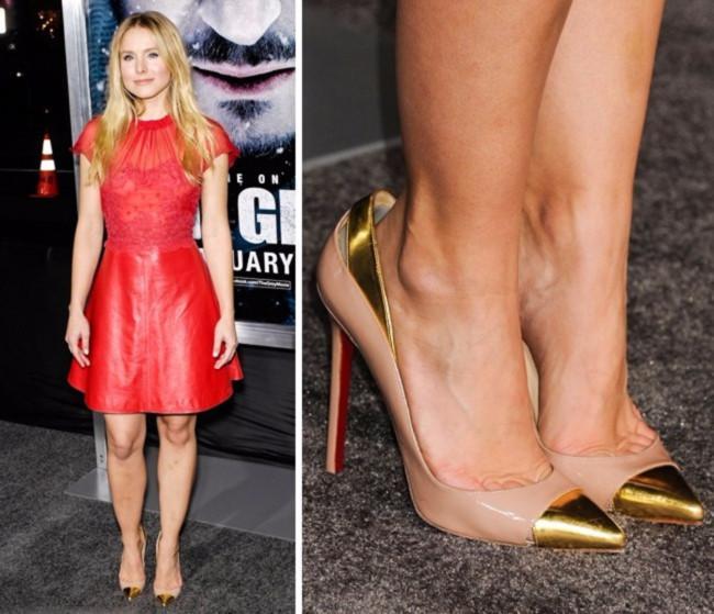 Lý do thật sự loạt mỹ nhân Hollywood thường mang giày cao gót rộng ngoác Ảnh 3