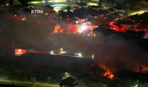Mỹ: Nổ tại một tòa nhà ở Texas, khiến ít nhất 1 người bị thương Ảnh 1