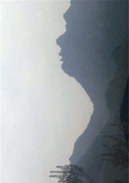 Kỳ quặc những vách đá hình mặt người trên thế giới Ảnh 10