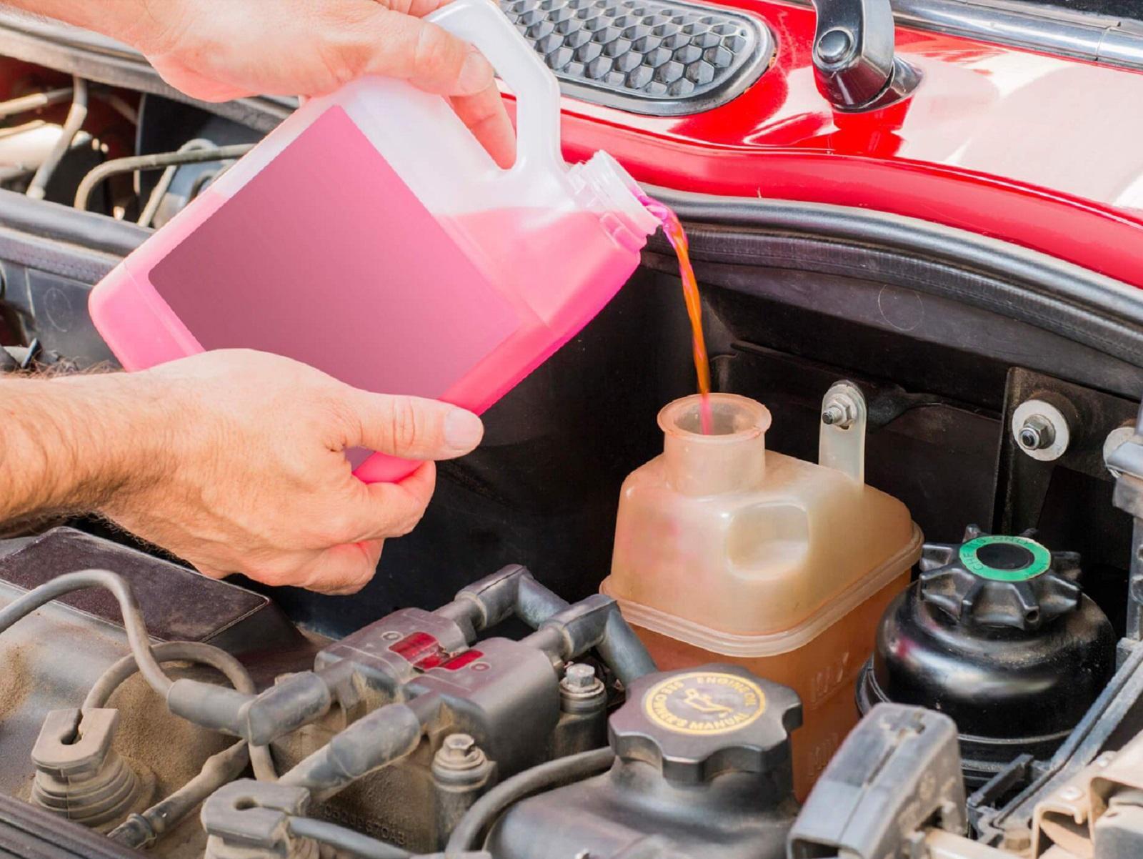 Nước làm mát và những lưu ý để bảo dưỡng xe cuối năm Ảnh 1