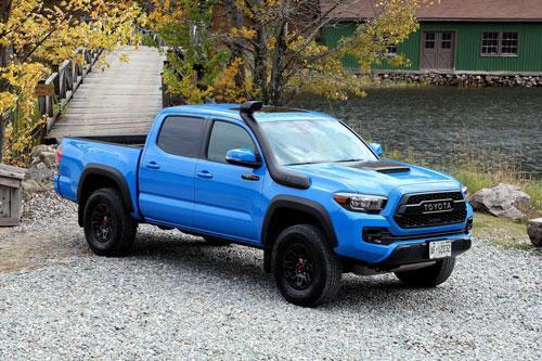 Top 10 ôtô giữ giá nhất sau 5 năm sử dụng: Toyota Tacoma dẫn đầu, Ford Ranger góp mặt Ảnh 1