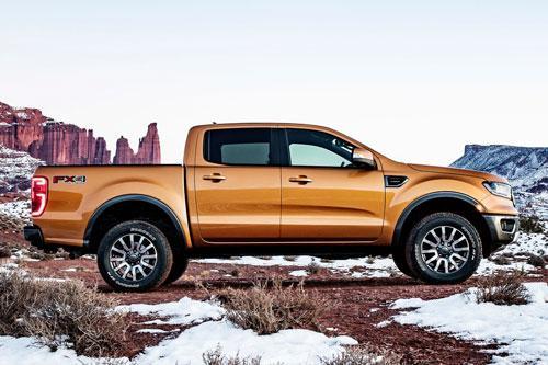 Top 10 ôtô giữ giá nhất sau 5 năm sử dụng: Toyota Tacoma dẫn đầu, Ford Ranger góp mặt Ảnh 9