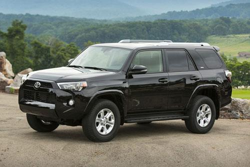Top 10 ôtô giữ giá nhất sau 5 năm sử dụng: Toyota Tacoma dẫn đầu, Ford Ranger góp mặt Ảnh 5