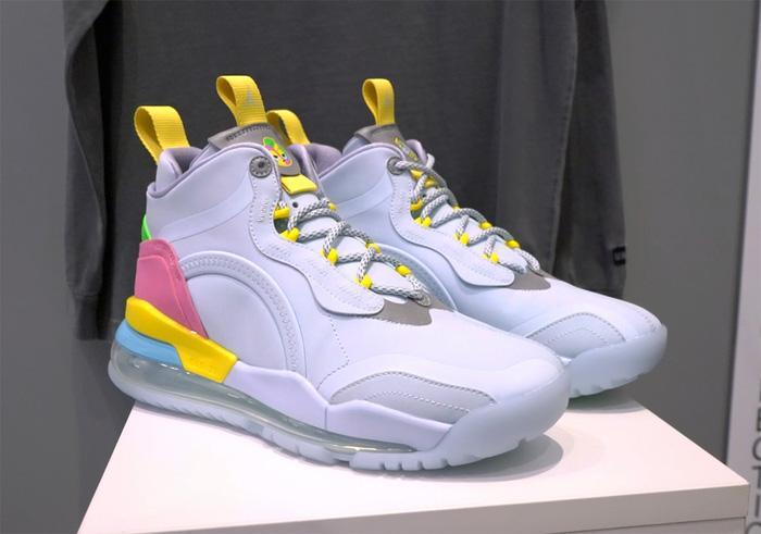 'Thành phố của Gió - Windy City' được lấy làm niềm cảm hứng chính cho hàng loạt mẫu giày 'cực chất' ra mắt vào dịp NBA All Star Ảnh 4