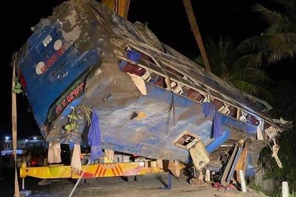 Mùng 2 Tết, 39 người thương vong do tai nạn giao thông Ảnh 1