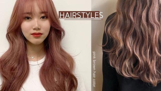 Diện tóc màu tông này năm 2020 đảm bảo nổi bật không kém sao hạng A Ảnh 1