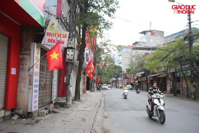 Đường phố Hà Nội sạch ' không tì vết' dịp Tết Nguyên Đán Ảnh 13