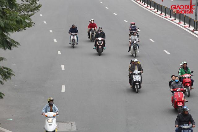 Đường phố Hà Nội sạch ' không tì vết' dịp Tết Nguyên Đán Ảnh 8