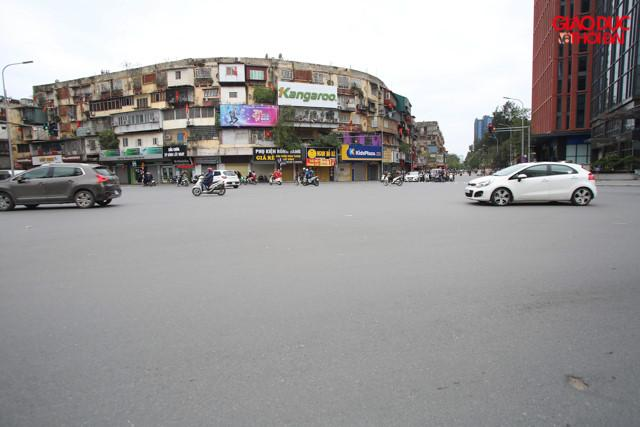 Đường phố Hà Nội sạch ' không tì vết' dịp Tết Nguyên Đán Ảnh 9