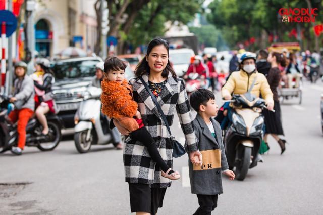 Đường phố Hà Nội sạch ' không tì vết' dịp Tết Nguyên Đán Ảnh 5