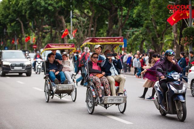 Đường phố Hà Nội sạch ' không tì vết' dịp Tết Nguyên Đán Ảnh 4