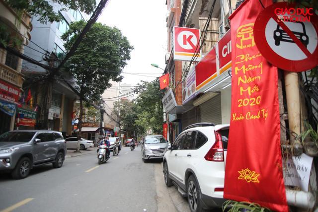Đường phố Hà Nội sạch ' không tì vết' dịp Tết Nguyên Đán Ảnh 12