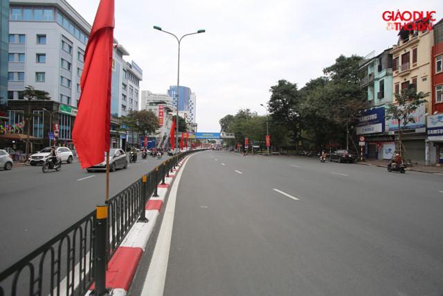 Đường phố Hà Nội sạch ' không tì vết' dịp Tết Nguyên Đán Ảnh 3