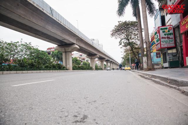 Đường phố Hà Nội sạch ' không tì vết' dịp Tết Nguyên Đán Ảnh 7