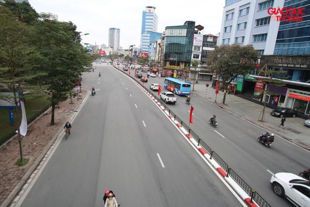Đường phố Hà Nội sạch ' không tì vết' dịp Tết Nguyên Đán Ảnh 2