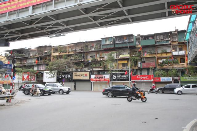 Đường phố Hà Nội sạch ' không tì vết' dịp Tết Nguyên Đán Ảnh 10
