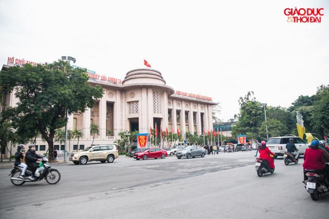 Đường phố Hà Nội sạch ' không tì vết' dịp Tết Nguyên Đán Ảnh 1
