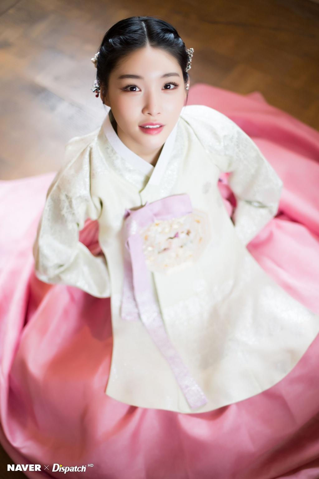 6 nữ idol Kpop diện trang phục truyền thống đẹp dịp Tết Ảnh 7