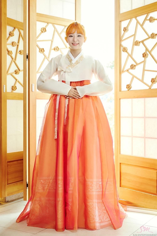 6 nữ idol Kpop diện trang phục truyền thống đẹp dịp Tết Ảnh 5