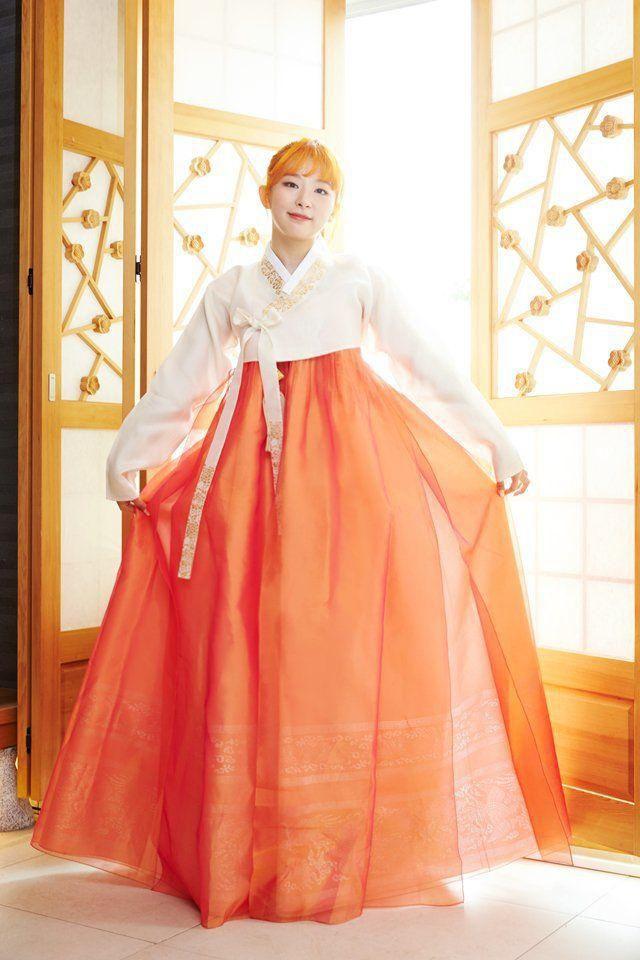 6 nữ idol Kpop diện trang phục truyền thống đẹp dịp Tết Ảnh 4