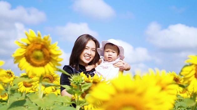 Check-in vườn hoa hướng dương rực rỡ ở Đồng Nai ngày đầu năm mới 2020 Ảnh 9
