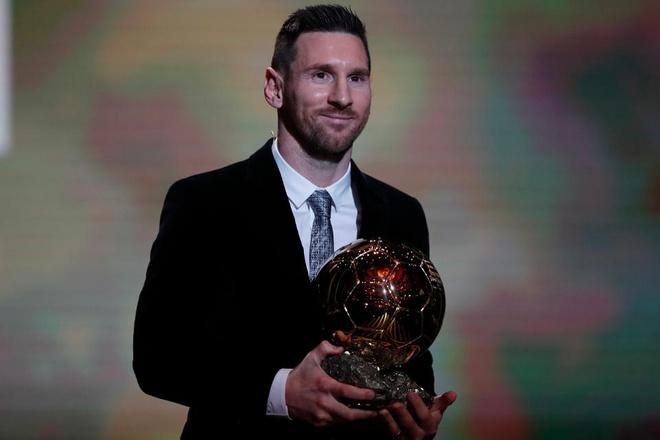 Lionel Messi kiếm tiền nhiều đến mức nào? Ảnh 1