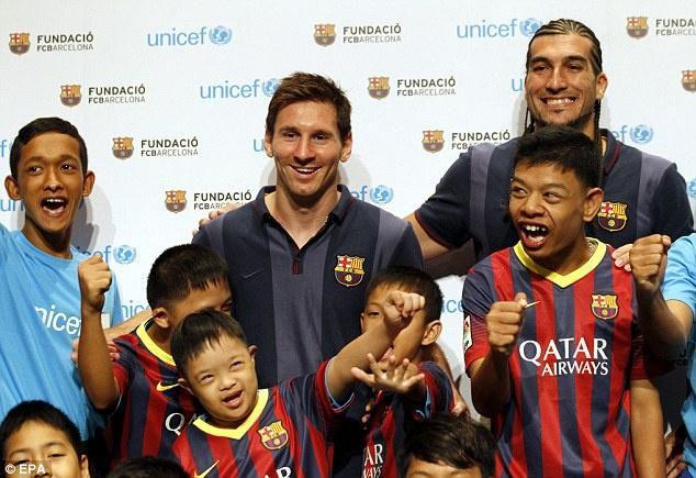 Lionel Messi kiếm tiền nhiều đến mức nào? Ảnh 7
