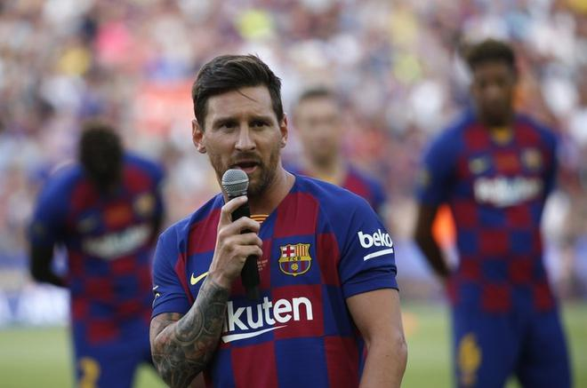 Lionel Messi kiếm tiền nhiều đến mức nào? Ảnh 4