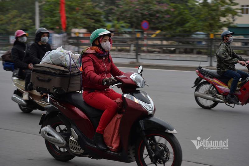 Tắc cao tốc đến nửa đêm, hết Tết đường về Hà Nội không êm như mơ Ảnh 7