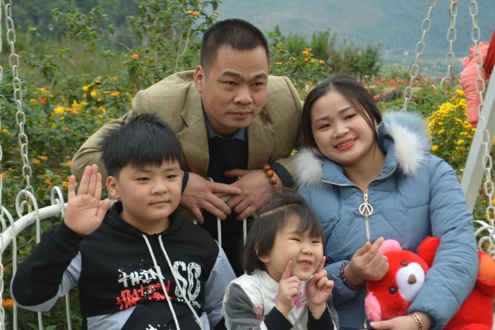 Hàng ngàn người đổ về bình nguyên xanh Khai Trung du xuân Ảnh 13