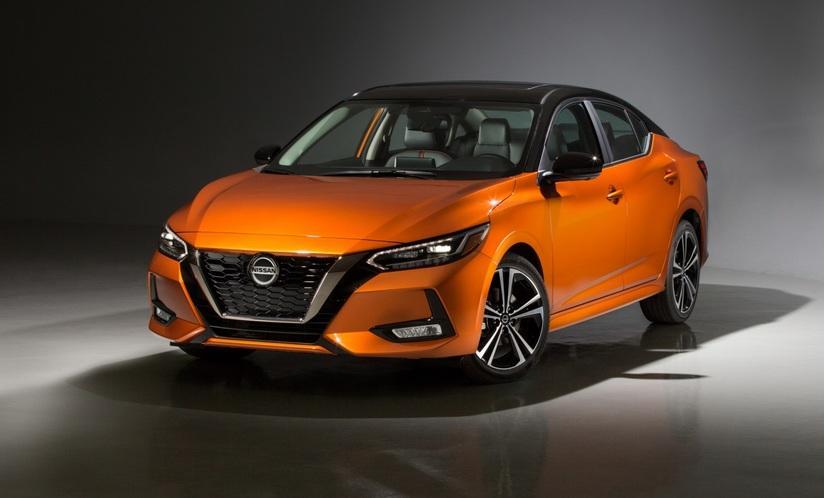 Nissan Sentra 2020 giá từ 442 triệu đồng, quyết 'đấu' với Honda Civic Ảnh 1