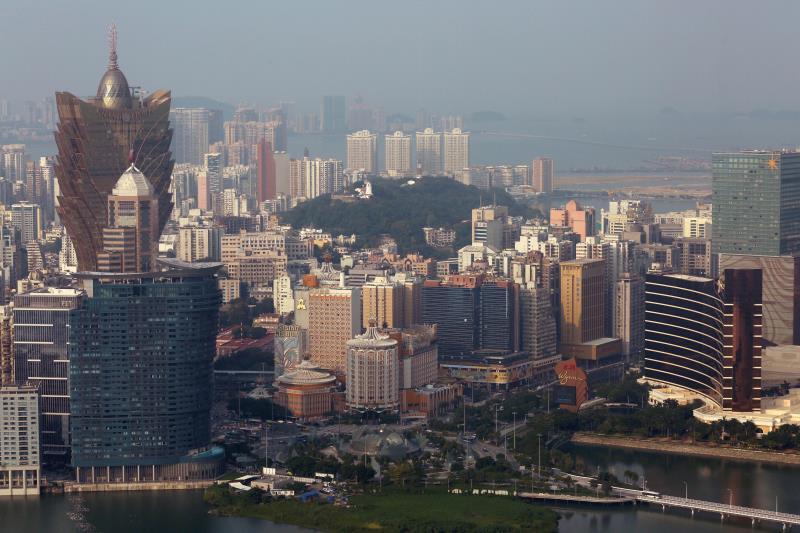 Dịch cúm corona biến Macau thành 'thị trấn ma' Ảnh 1