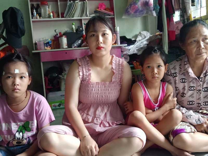 Bình Chánh: Xã giúp dân làm khai sinh cho trẻ Ảnh 2