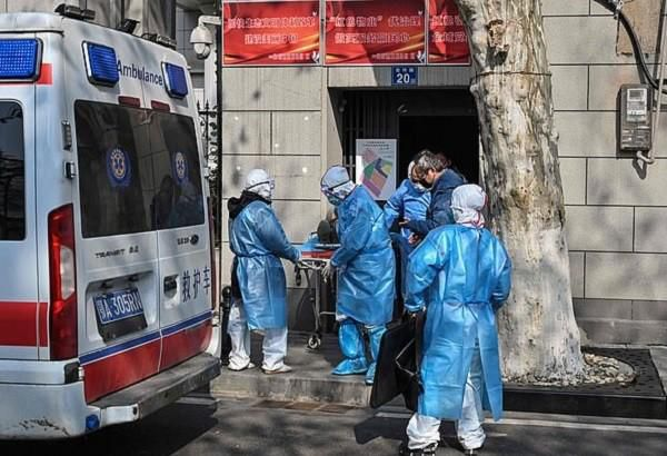 Cảnh đìu hiu tại Trung Quốc giữa lúc dịch bệnh hoành hành Ảnh 3