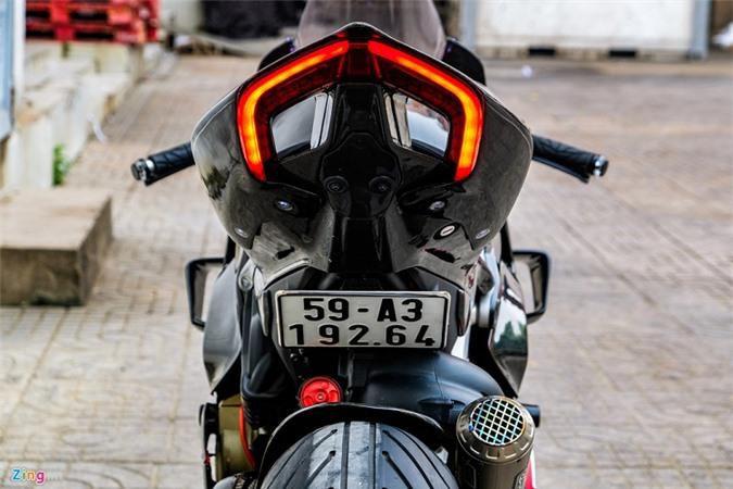 Ducati Panigale V4 với gói độ xe đua tiền tỷ ở Sài Gòn Ảnh 3