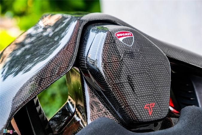 Ducati Panigale V4 với gói độ xe đua tiền tỷ ở Sài Gòn Ảnh 5
