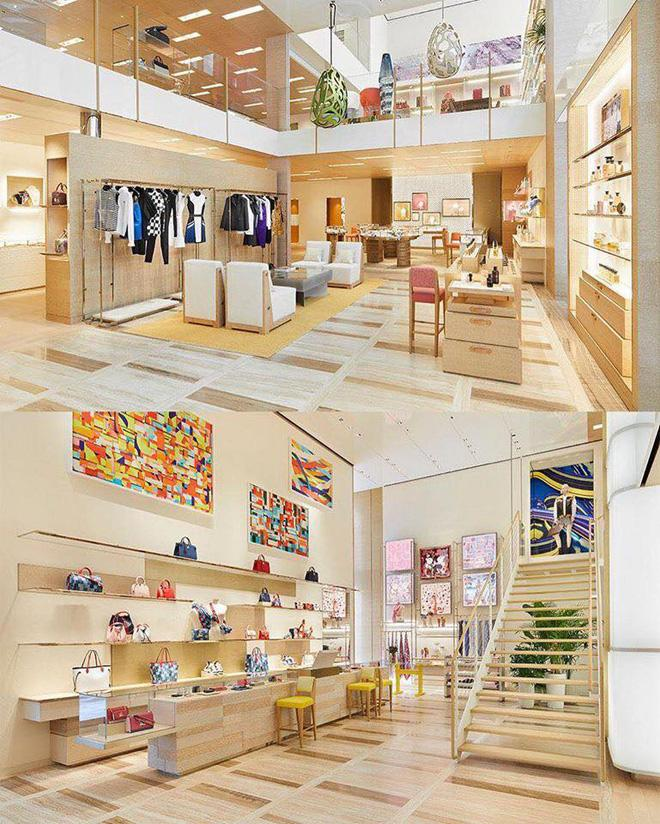 Louis Vuitton mở nhà hàng và tiệm cafe đầu tiên ở Osaka (Nhật Bản) vào trưa nay nhưng lại giới hạn khách vào mỗi tối Ảnh 5