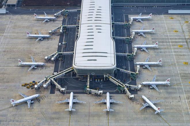 Chuyến bay Hong Kong - New York qua Vũ Hán có giá chỉ 139 USD Ảnh 1
