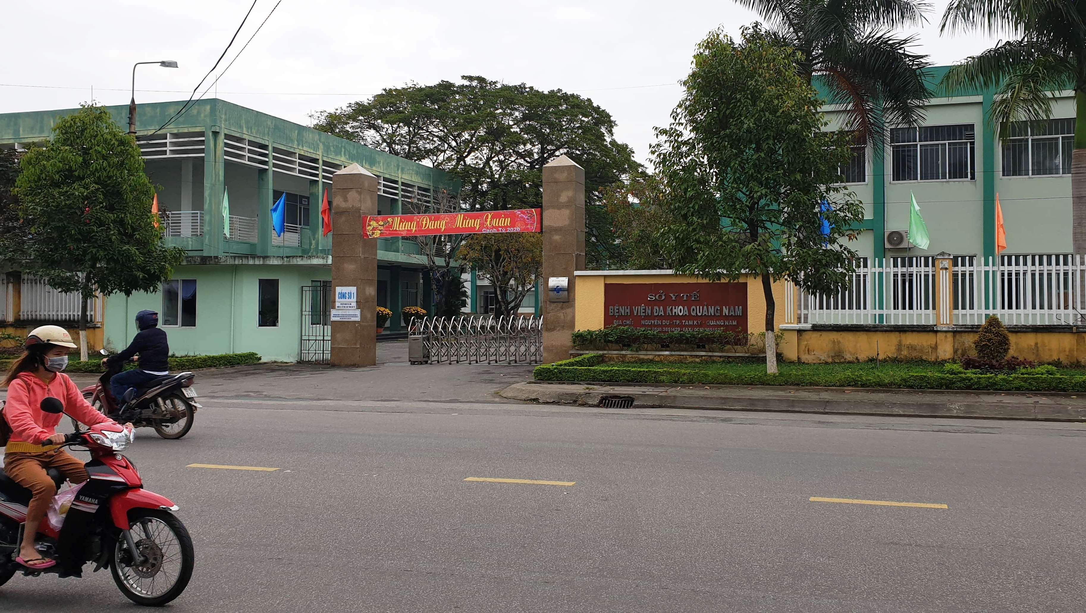 Nữ sinh du học từ Vũ Hán về Quảng Nam âm tính với vius Corona Ảnh 1