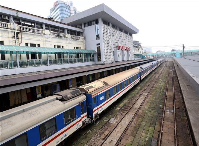 Tạm dừng chạy tàu SP1, SP2 tuyến Hà Nội - Lào Cai đến ngày 3/2 Ảnh 1