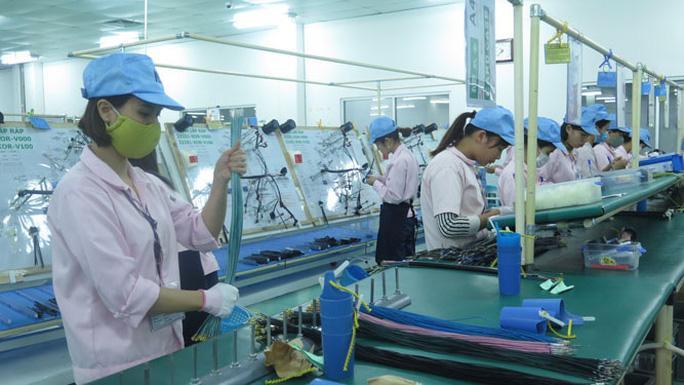 Hà Nội: 98% công nhân trở lại làm việc sau Tết Ảnh 1