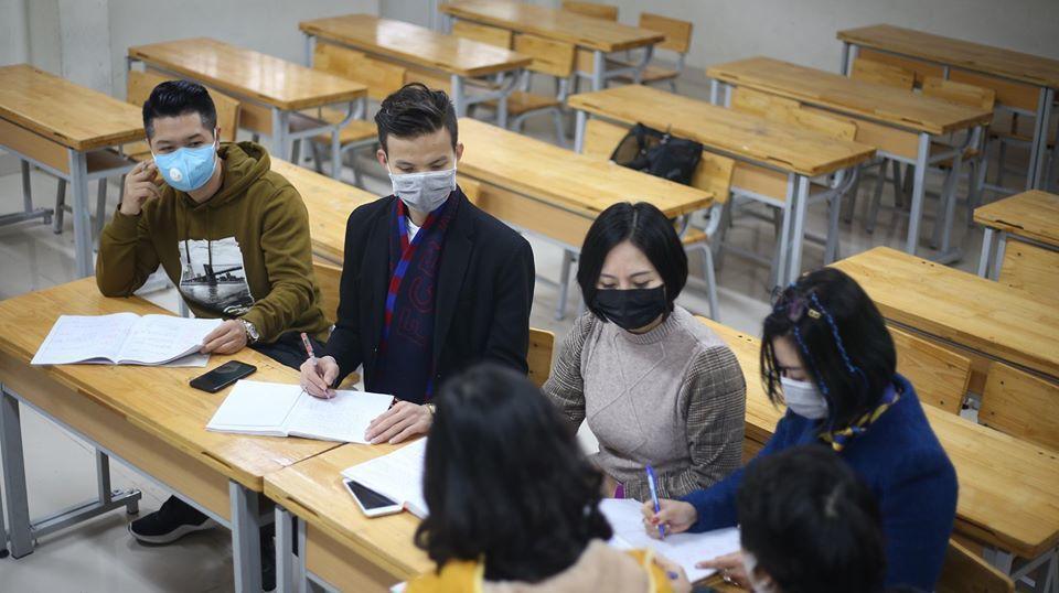 36 tỉnh, thành phố cho nghỉ học phòng virus corona Ảnh 1